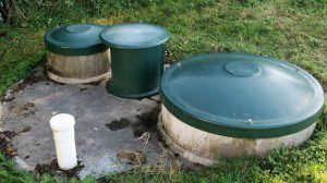Septic Tank System Replacement In Forbes Hill