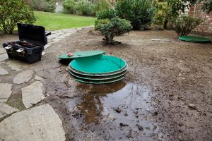 Septic Tank System Sitework In Lake Stevens