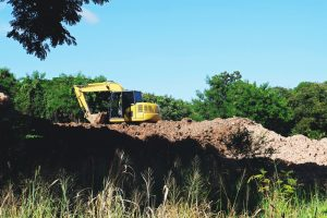Septic Tank System Sitework In Oak Harbor