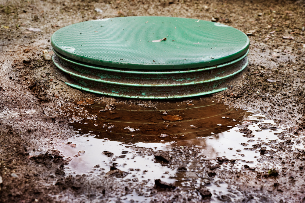septic tank repair in Edmonds