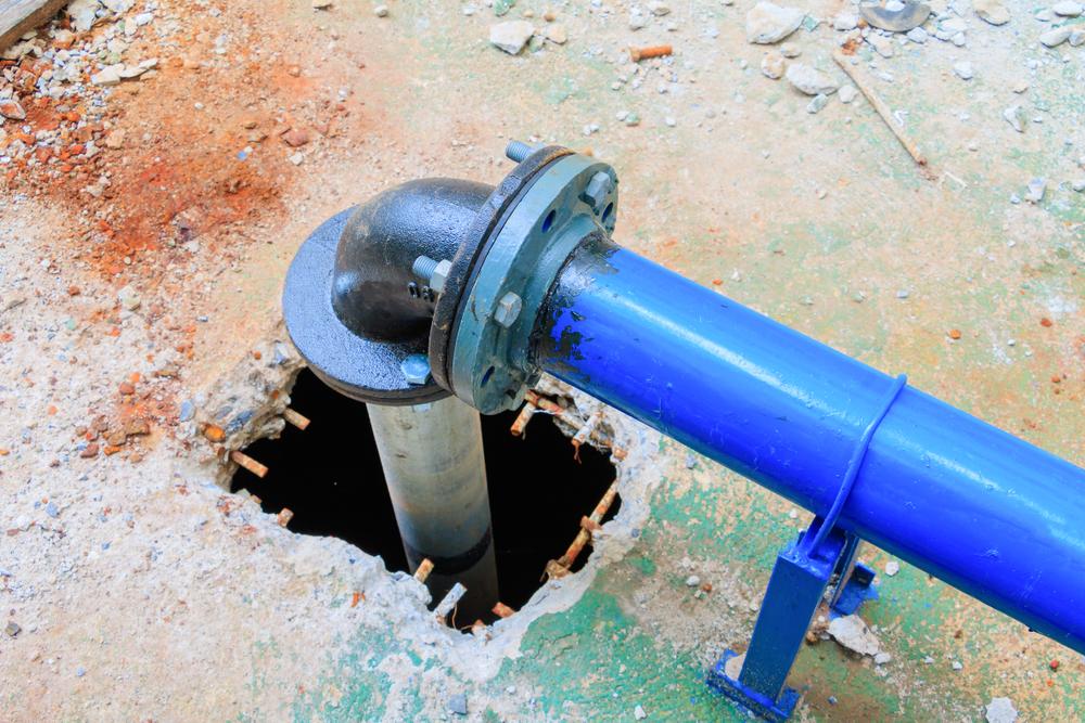 sewer repair in Stanwood
