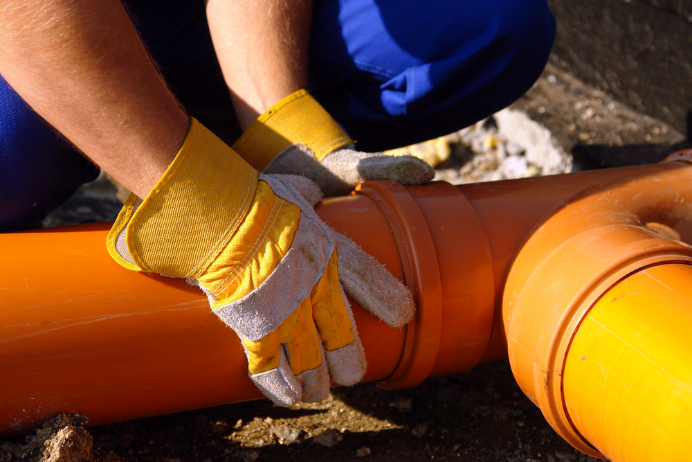 Sewer Pipe Repair In Darrington
