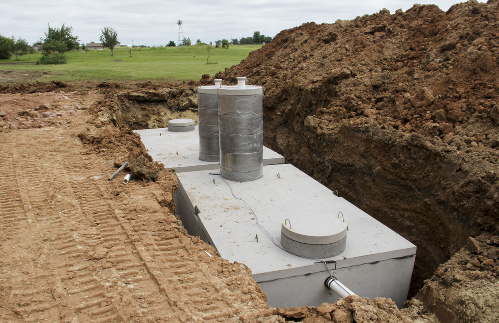 What Is Involved In Drain Field Repair In Granite Falls?