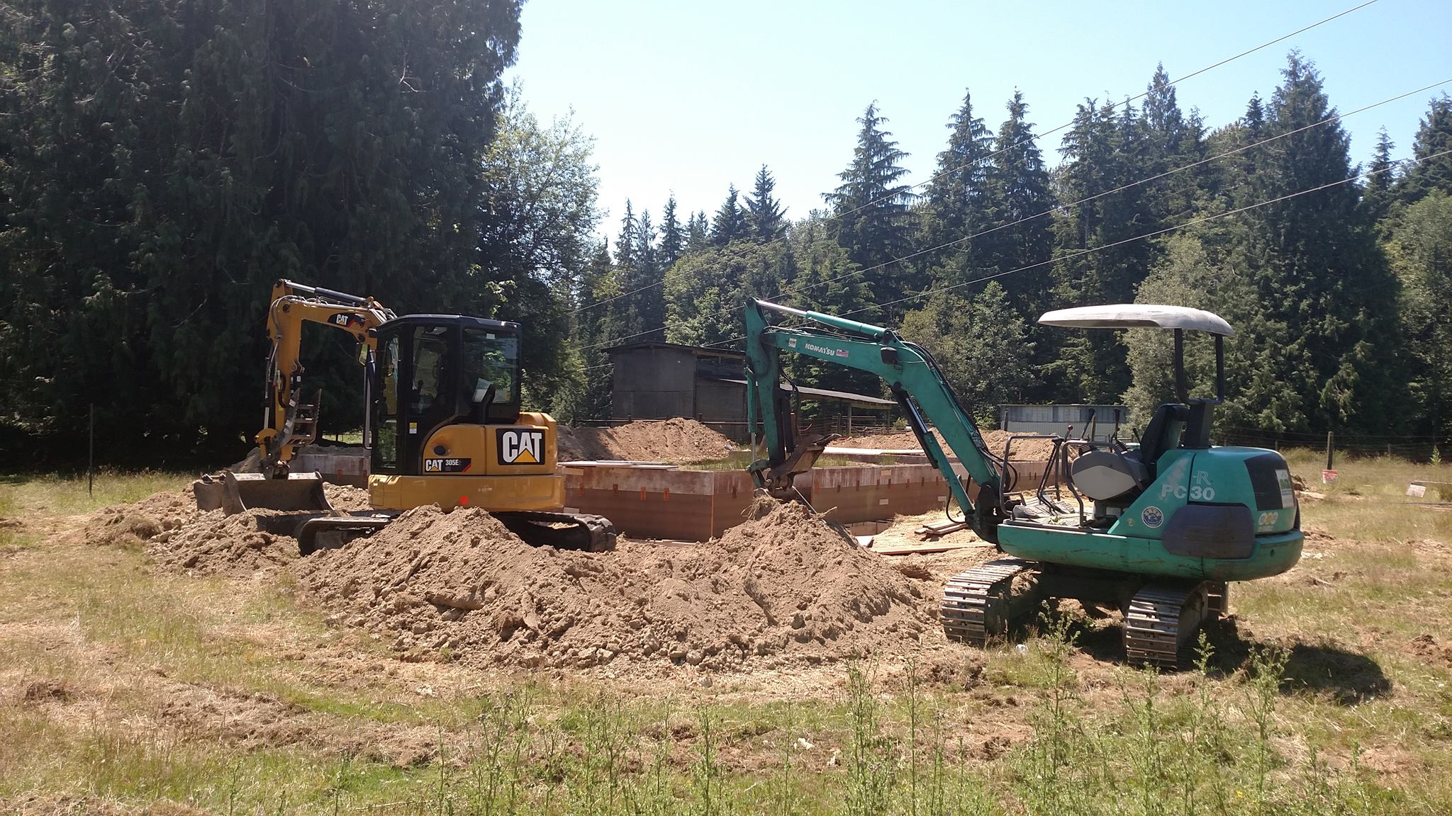 Only Trust Your Septic System Sitework In Forbes Hill To The Best