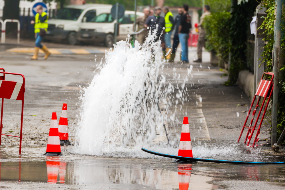 Do You Need Help To Fix A Broken Water Main Line In Monroe?
