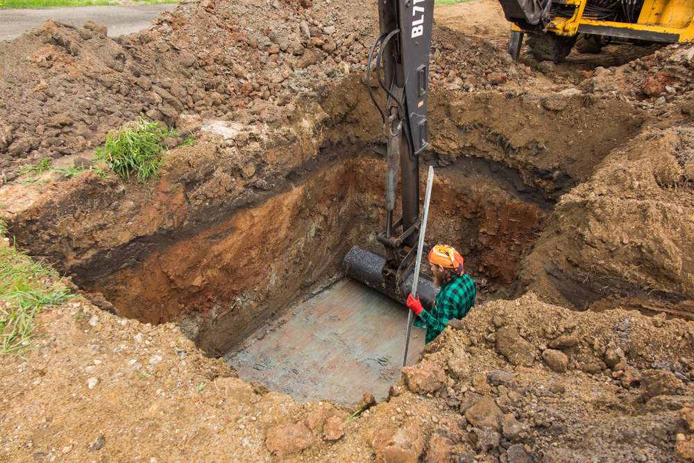 Call Us To Your New Stanwood Property When You Need Septic Tank Installation