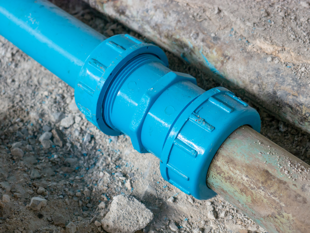 We Are Happy To Handle Your Water Line Installation In Lynnwood