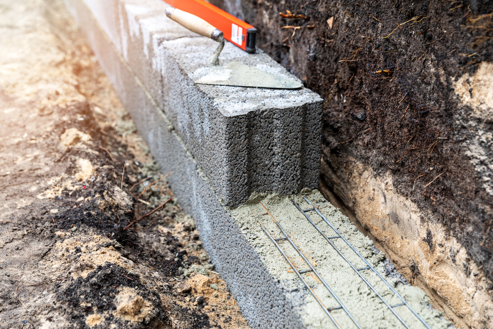 Arlington Residents Can Trust Our Team For Block Wall Installation